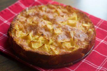 Ciasto z jabłkami bezglutenowe