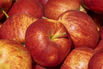 Jabłko na witariańskie plasterki